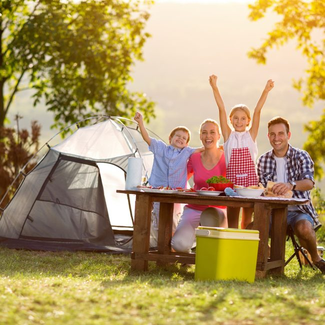 Top 5 apps voor een geslaagde camping